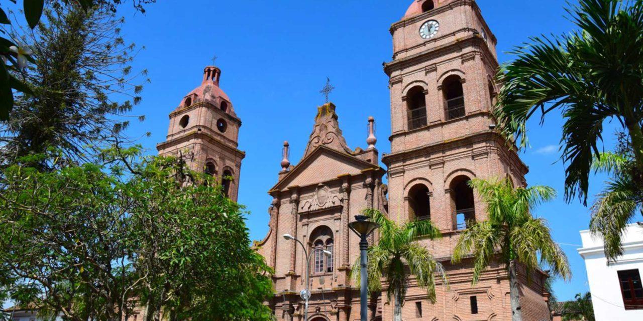 Plaza 24 de Septiembre bolivia